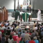 Click the image above for pictures of our farewell mass together.